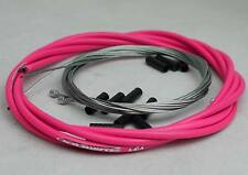 JAGWIRE SHIFTER GEAR DERAILLEUR HOSE HOUSING CABLE KIT MTB ROAD PINK