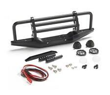 Integy Metal Front Bumper/LED Light SCX10 Dingo / Honcho / Jeep C25166