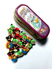 20Pcs Rubber Angry Birds Writing Eraser Wipe Clean Remover Cleaning Books