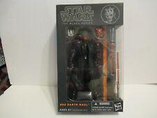 "Star Wars Black Series 6"" Darth Maul 02 action figure"