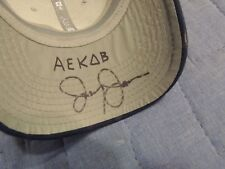Dallas Cowboys Cap Autographed By Owner Jerry Jones New Adult Small / Medium