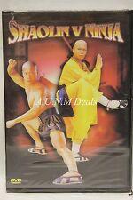 Shaolin Vs Ninja (DVD, 2000)