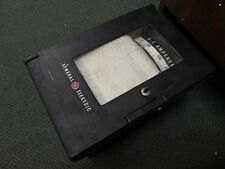 Ge Recording Ac Ammeter 8Ch1Aal1 Scale: 0-600A 60Hz Ct Ratio: 120/1 Used