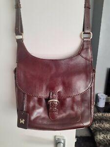 Lovely Brown Radley Messenger Bag