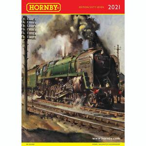 HORNBY 2021 Catalogue R8160 - Edition 67
