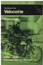 VELOCETTE MAC MOV KSS KTS VIPER VENOM THRUXTON LE150 LE200 1948-70 REPAIR MANUAL