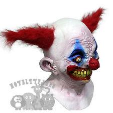 """Halloween POPOLARE """"Jingles il Clown inquietante 'Horror Spaventoso Evil lattice party maschera"""