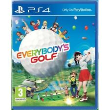 Everybody's Golf Game for Sony PlayStation 4 Ps4 Everybodys