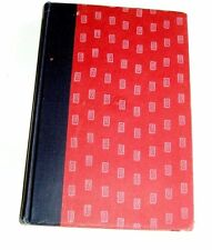 1954 Signed Seven Days to Lomaland Book By Esther Warner Woodcuts by Jo Dendel