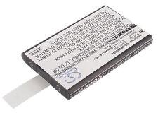 UK BATTERIE pour Lawmate pv-900 pv-900 EVO HD ba-pv900 3,7 V rohs