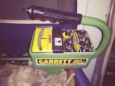 "New ListingVintage Garrett ""Ads Gold Hunter"" Metal Detector * Tested Fine * w/Headphones"
