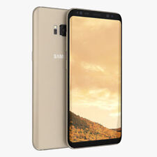"""New Samsung Galaxy S8 PLUS  64GB Android 6.2"""" Touch Screen Sealed Package"""