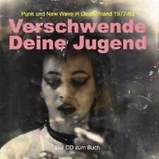 Sprecare la tua gioventù CD DAF la Krupps colori mancanti Neonbabies Mania D NUOVO