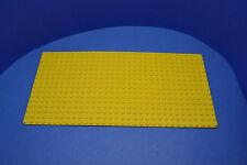 LEGO 1 x Bauplatte Grundplatte Platte 16x32 32x16 gelb | yellow basic plate
