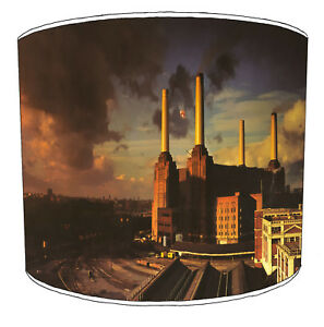 Pink Floyd Lampshades, Ideal To Match Pink Floyd Decorative Quilts & Bedspreads