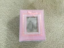 """New! Pioneer Baby Photo Album Holds 4"""" x 6"""" Pictures 100 photos Pink Cute!"""