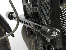 Harley Davidson XR1200 (X) 2011 R&G Racing Aero Crash Protectors CP0262BL Black