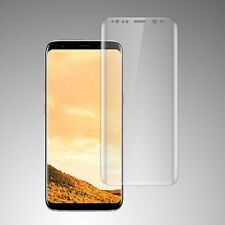 Full 3D Curved Tempered Glass Screen Protector for Samsung Galaxy S8+ Plus Clear