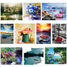 5D Diamond Painting Embroidery DIY Cross Crafts Stitch Kit Home Room Decor Gift