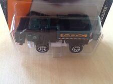 Matchbox New Toy Model Truck Lorry 17/120 Garbage Gulper Green Refuse Bin Sealed