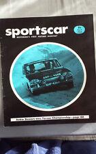 Sportscar Mar 1966 NSU Prinz 1000TT