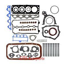 99-02 1.6 DAEWOO LANOS DOHC FULL GASKET SET + BOLTS A16
