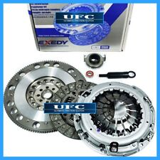 EXEDY CLUTCH PRO-KIT+CHROME-MOLY FLYWHEEL fits 06-14 SUBARU IMPREZA WRX EJ255