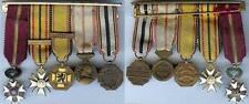 Médaille en réduction - Portée 5 réductions Gembloux la Marne Ypres...