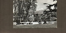 Switzerland Geneva The sphere at palace of nation   realphoto 1950's posted A206