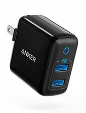 Anker Wall Charger for iPhone X/8/7/6s/6 Plus, iPad Pro/Air 2/mini 4, Samsung S5