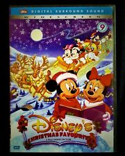 Disneys Christmas Favourites (DVD, 2010) Minnie Mickey mouse REGION 2 not for US