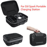Storage Bag for DJI Spark Drone Portable Charging Station Remote Control&Charger