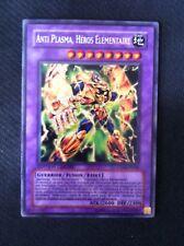 Yu-Gi-Oh Anti Plasma Héro élémentaire - CT04-FR006 - VF/SECRET