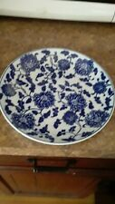 Beautiful Blue and White Pier 1 Plate
