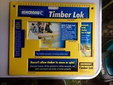 Kingchrome Timber Lok $15 Brand NEW