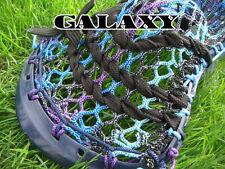 Lacrosse Money Mesh Galaxy (black, carolina, royal, purple) show swag stand out