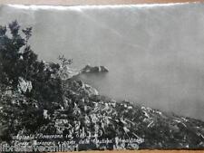 Vecchia Cartolina di AGEROLA BOMERANO TORRE SARACENA 1960 Napoli Fotografia dell