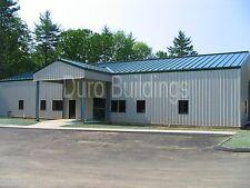 DuroBEAM Steel 50x84x12 Metal Garage Office Building I-Beam Structures DiRECT