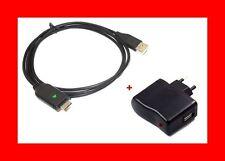 ★★★ CABLE USB 150Cm + CHARGEUR SECTEUR ★★★ SAMSUNG SUC-C8 Pour ST95,ST500,ST510
