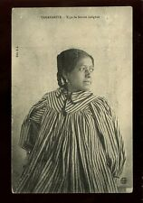 South Africa France Madagascar TANANARIVE ethnic Woman PPC 1909