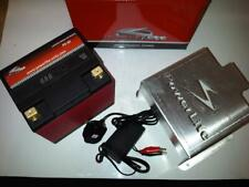 PS-30 POWERLITE LITHIUM ION HEAVY DUTY LiFePo4 CAR BATTERY + BRACKET & CHARGER