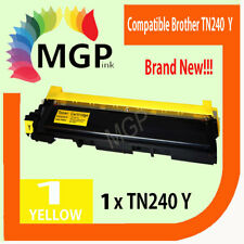 1x Compatible TN-240Y Yellow Toner for Brother TN-240 MFC-9325CW MFC-9320CW