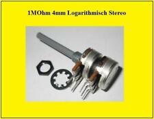 Omeg Poti PC20BU 1M Potentiometer 1MOhm mono lin 6mm Achse 101347