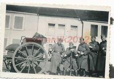 Foto, Kav.Reg.5, Stolp, 2. Zug 2.Gruppe auf der neuen Protze, 5026-419