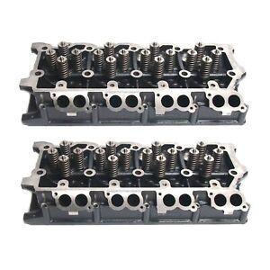 Enginetech 6.0L 18mm Complete Head Set 2003-2006* Ford Powerstroke Diesel 6.0
