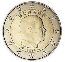 MONACO 2011 2 EURO *** PRINS ALBERT- II *** UIT ROL -  UNC