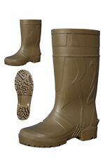 Brand new Gumboots, rain boots for fishing or working in muddy, wet condition
