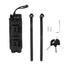Foldable Security Bicycle Bike Lock Anti-Theft High Security Bike Lock