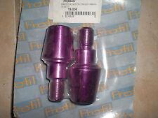 embout de guidon conique yamaha violet PREM902V