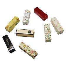 Kraft Paper Box For Lipstick Essential Oil Cosmetics Perfume Sprays Sample Gift